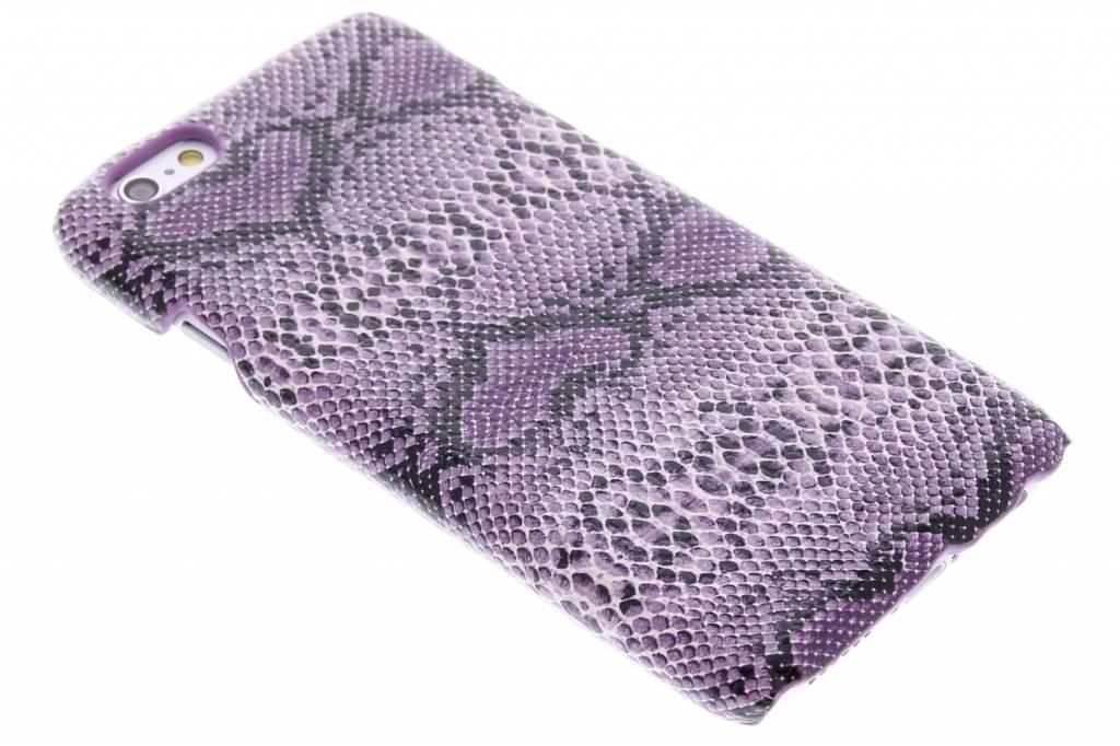 Paarse slangen design hardcase voor de iPhone 6 / 6s