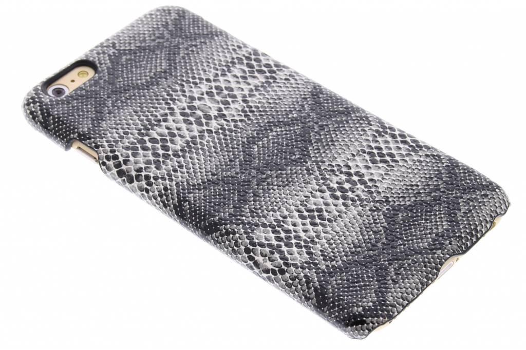Zwarte slangen design hardcase voor de iPhone 6(s) Plus