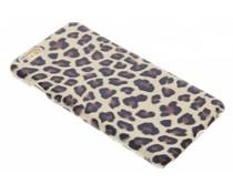 Luipaard design hardcase hoesje iPhone 6(s) Plus