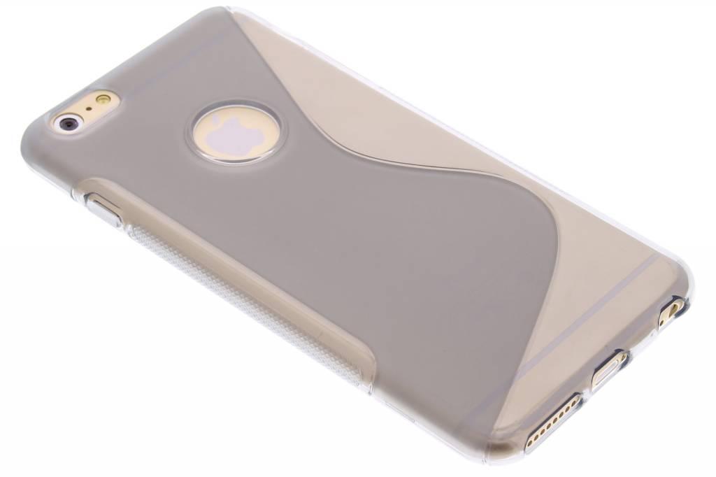 Grijs S-line TPU hoesje voor de iPhone 6(s) Plus