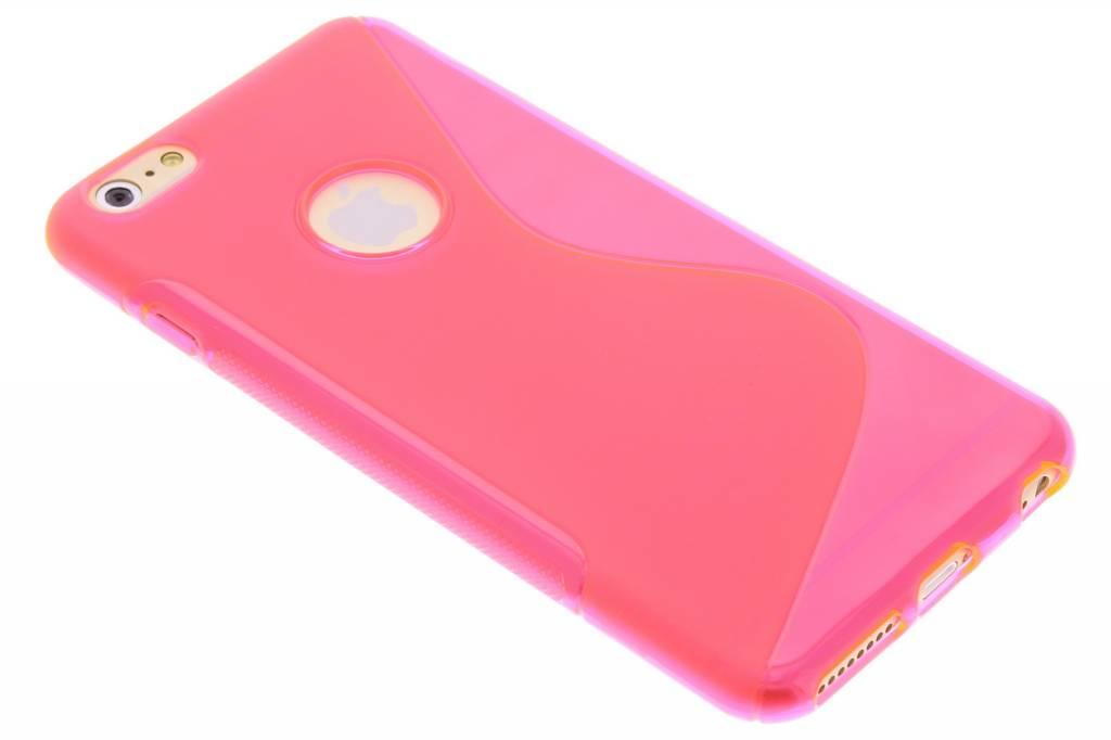 Rosé S-line TPU hoesje voor de iPhone 6(s) Plus