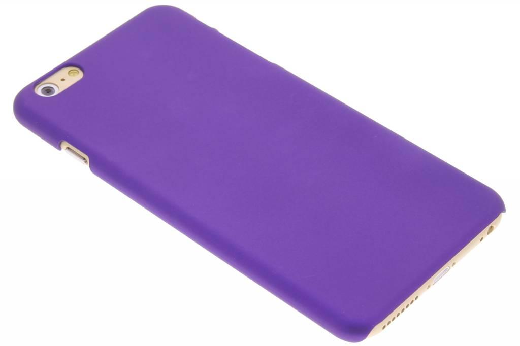Paars effen hardcase hoesje voor de iPhone 6(s) Plus