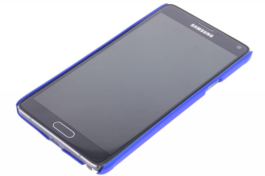 Bleu Clair Cas Étui Rigide Pour Samsung Galaxy Note 4 rORSa9m