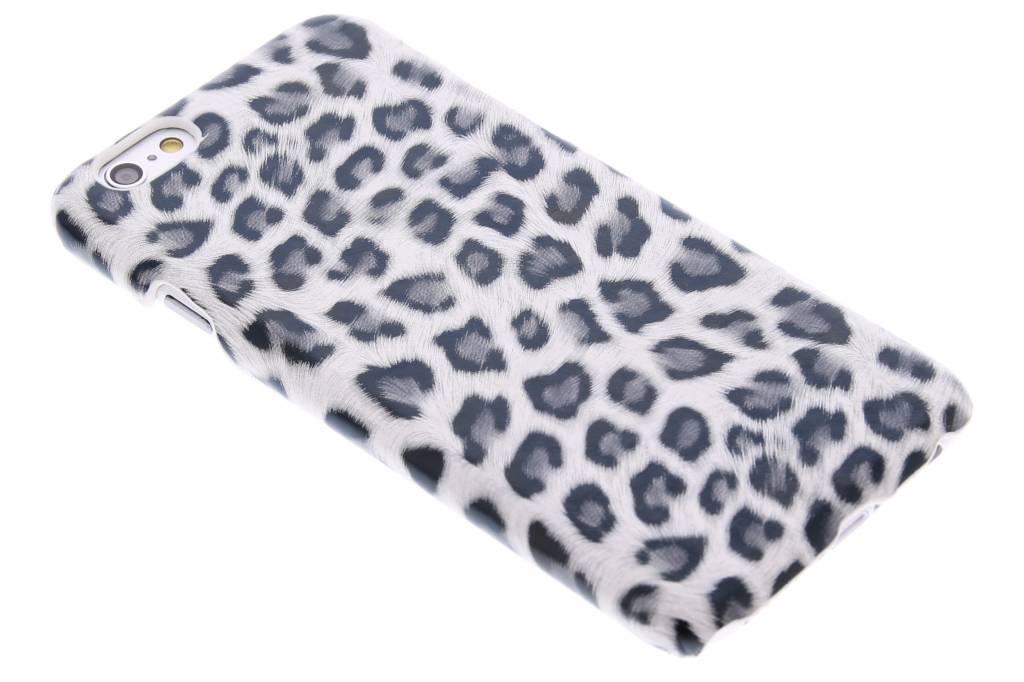 Grijs luipaard design hardcase hoesjes voor de iPhone 6 / 6s