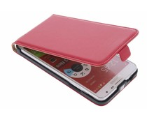 Rood luxe flipcase Samsung Galaxy Note 3 Neo