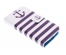 Design TPU booktype Samsung Galaxy S Duos / Trend (Plus)