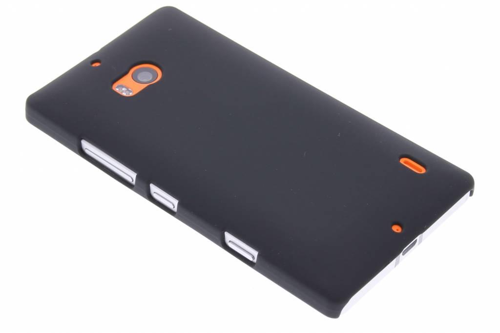 Zwart effen hardcase hoesje voor de Nokia Lumia 930