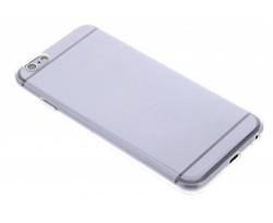 Transparant gel case iPhone 6 / 6s