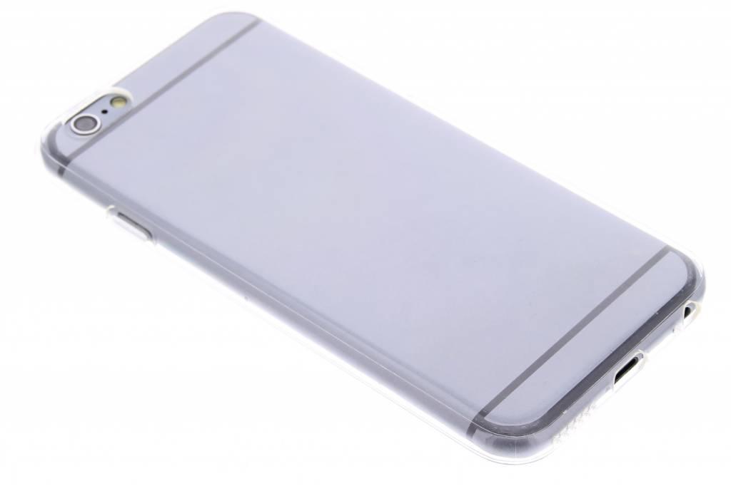 Transparante gel case voor de iPhone 6 / 6s