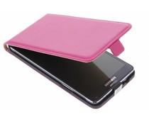 Fuchsia luxe flipcase Samsung Galaxy Note 4