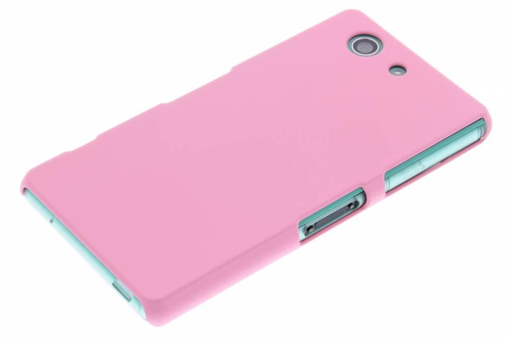 Rose Couverture De Cas Simple Dur Pour Sony Xperia Z3 Compact zzSyX