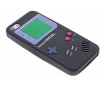 Zwart gameboy siliconen hoesje iPhone 5c
