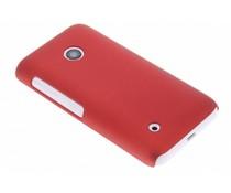 Rood effen hardcase hoesje Nokia Lumia 530