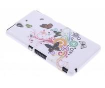 Design TPU siliconen hoesje Sony Xperia Z
