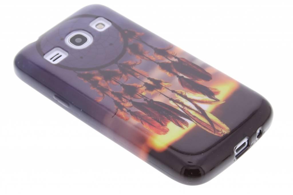 Dromenvanger design TPU siliconen hoesje voor de Samsung Galaxy Core Plus