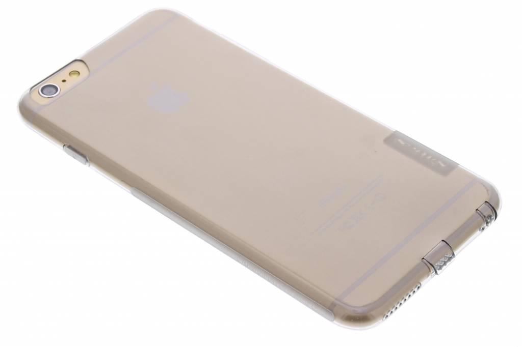 TPU Case voor de iPhone 6(s) Plus - Grijs
