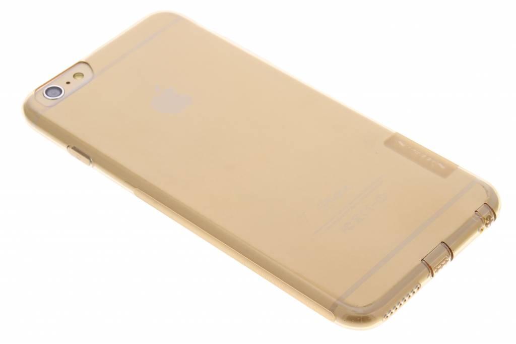 TPU Case voor de iPhone 6(s) Plus - Oranje