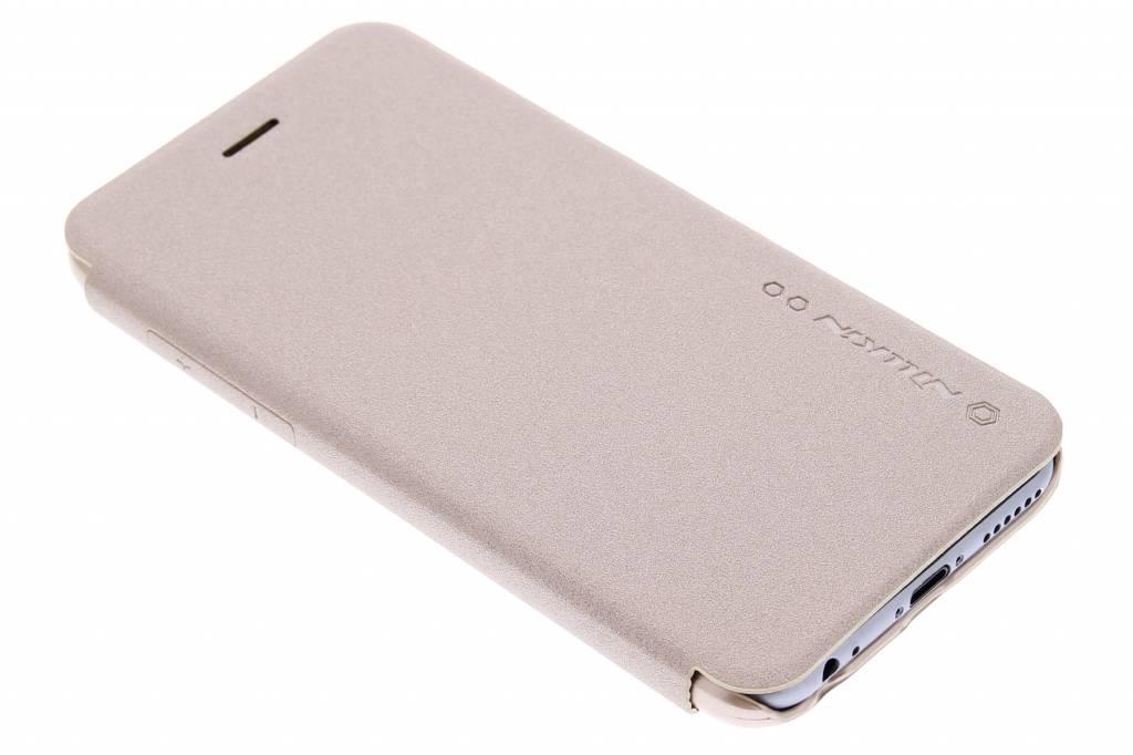 Sparkle slim booktype hoes voor de iPhone 6 / 6s - Goud