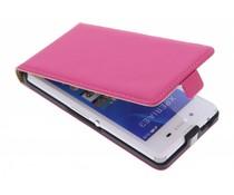 Mobiparts Premium flipcase Sony Xperia E3 - Pink