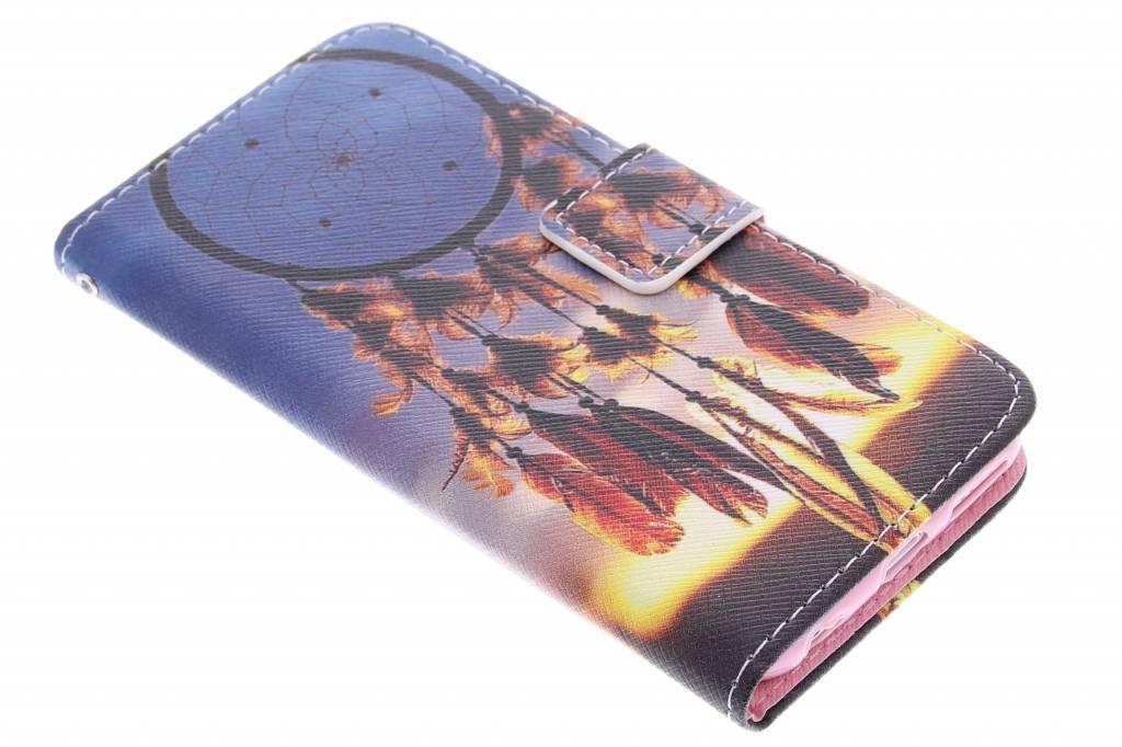 Dromenvanger design TPU booktype hoes voor de iPhone 6 / 6s