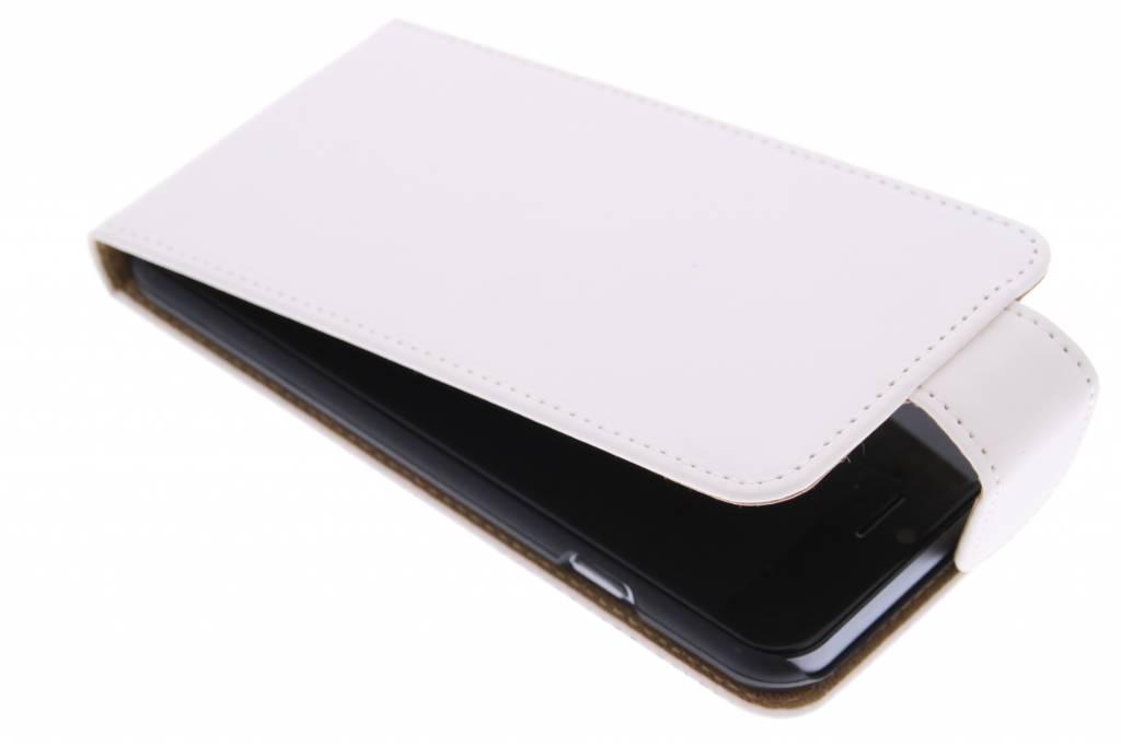 Witte classic flipcase voor de iPhone 6 / 6s