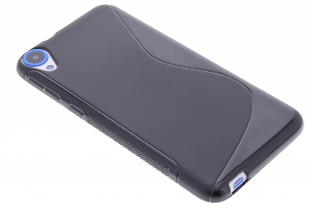 Zwart S-line TPU hoesje voor de HTC Desire 820