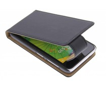 Zwart classic flipcase Nokia Lumia 530