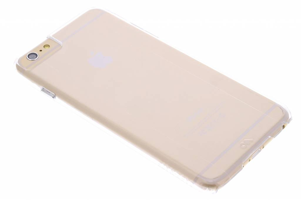 Case-Mate Barely There hardcase hoesje voor de iPhone 6(s) Plus - Transparant