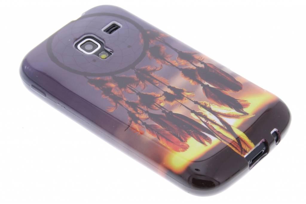 Dromenvanger design TPU siliconen hoesje voor de Samsung Galaxy Ace 2