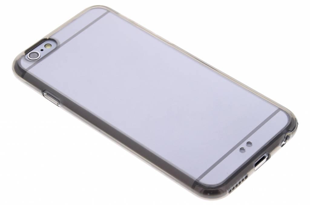 Grijs transparant TPU hardcase hoesje voor de iPhone 6 / 6s