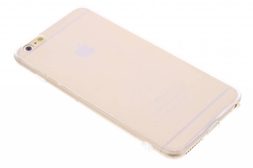 Transparant TPU hardcase hoesje voor de iPhone 6(s) Plus