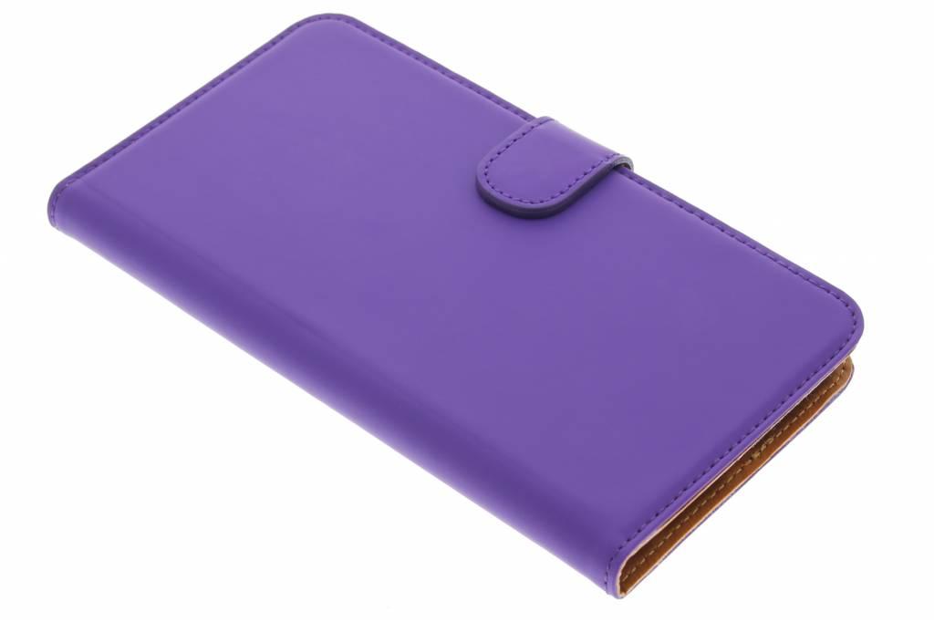 Mobiparts Premium Wallet Case voor de iPhone 6(s) Plus - Purple