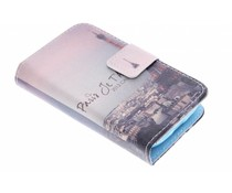 Design TPU booktype Samsung Galaxy Young