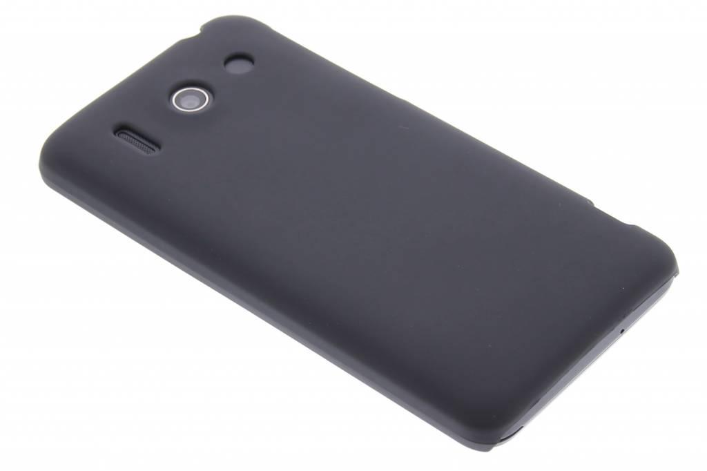 Zwart effen hardcase hoesje voor de Huawei Ascend G510
