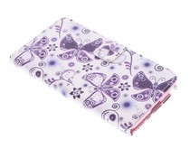 Design TPU booktype hoes Samsung Galaxy Note 3