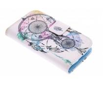 Design TPU booktype hoes Samsung Galaxy S3 Mini