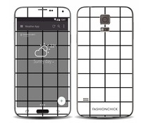 Fashionchick Monochroom skincover S5 (Plus) / Neo