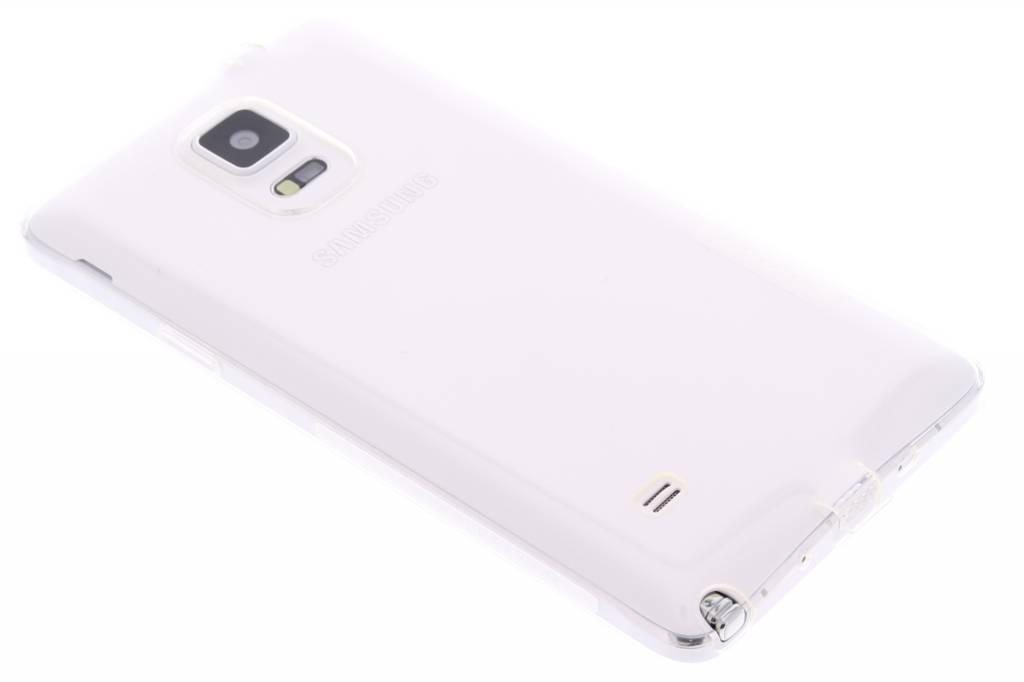 Nillkin Nature TPU case voor de Samsung Galaxy Note 4 - transparant