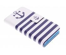 Design TPU booktype Sony Xperia Z3 Compact
