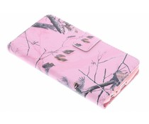 Design TPU booktype hoes LG G3
