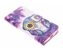 Design TPU booktype Motorola Moto G 2nd Gen 2014