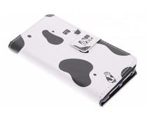 Design TPU booktype Sony Xperia Z1 Compact