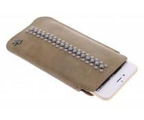 itZbcause Metal Stud insteekhoesje iPhone 6(s) Plus