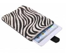 itZbcause Zebra tablet sleeve iPad Mini / 2 / 3