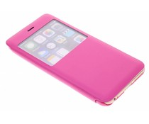 Stijlvolle slim booktype hoes iPhone 6(s) Plus