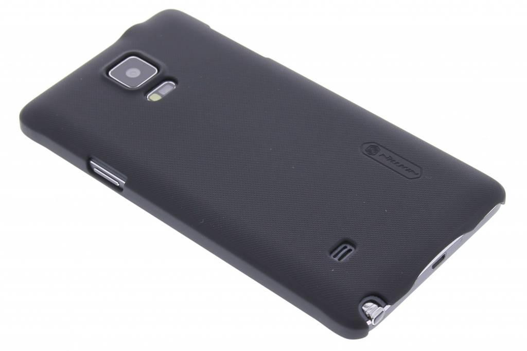 Frosted Shield hardcase hoesje voor de Samsung Galaxy Note 4 - zwart