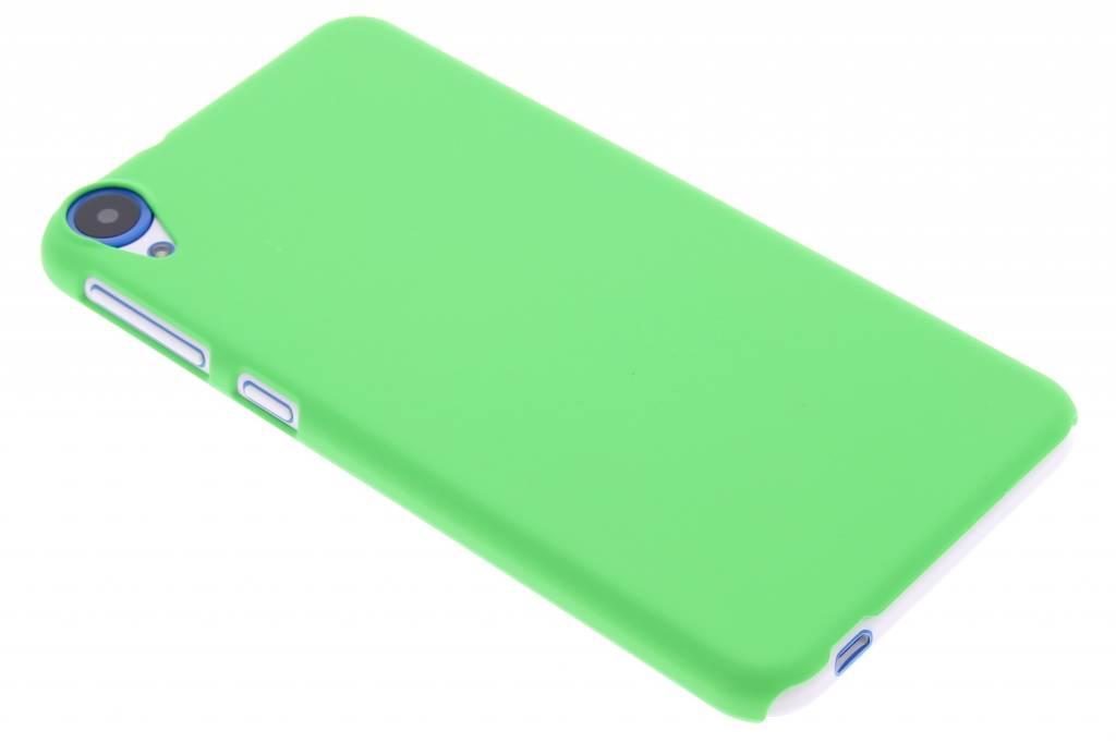 Groen effen hardcase hoesje voor de HTC Desire 820