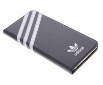 Adidas Originals Booklet iPhone 6(s) Plus - Zwart/zilver