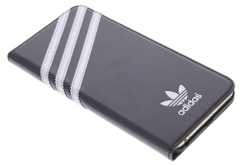 adidas Originals Booklet Case Black-Silver iPhone 6 Plus-6S Plus