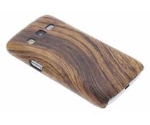 Hout design case Samsung Galaxy Core LTE / Express 2